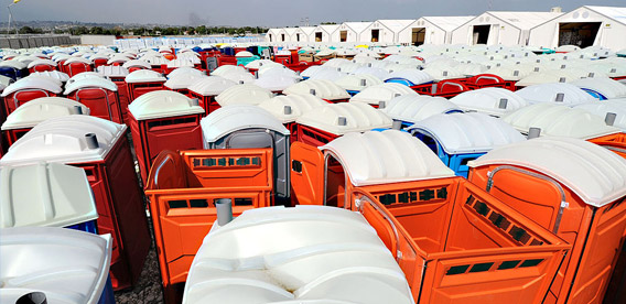 Champion Portable Toilets in Frankfort,  IN